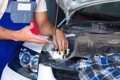 Odgrzybianie klimatyzacji w samochodzie Piaseczno