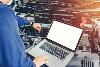 Diagnoza komputerowa i kasowanie błędów