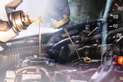 Wymiana oleju, filtrów oleju paliwa powietrza