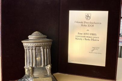 Galeria certificate #3