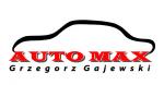 Logo Auto Max Grzegorz Gajewski